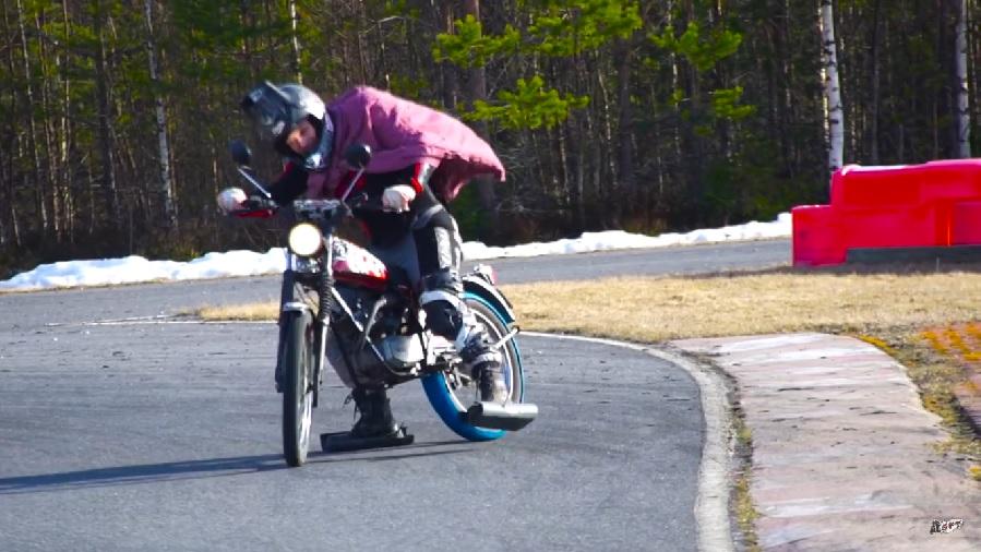 Motorcycle Drifting 1