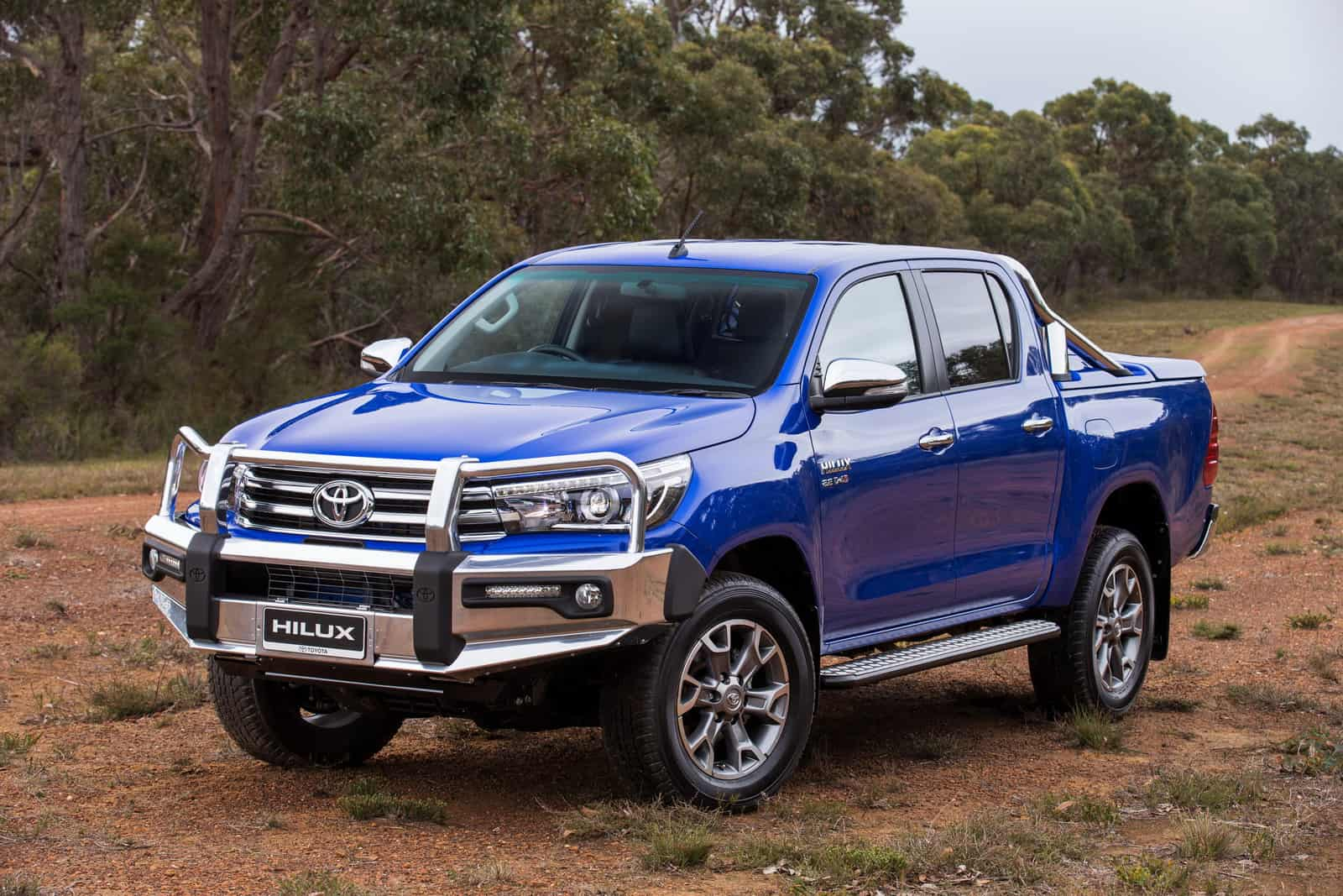 Toyota-Hilux - Strongest Car Ever?