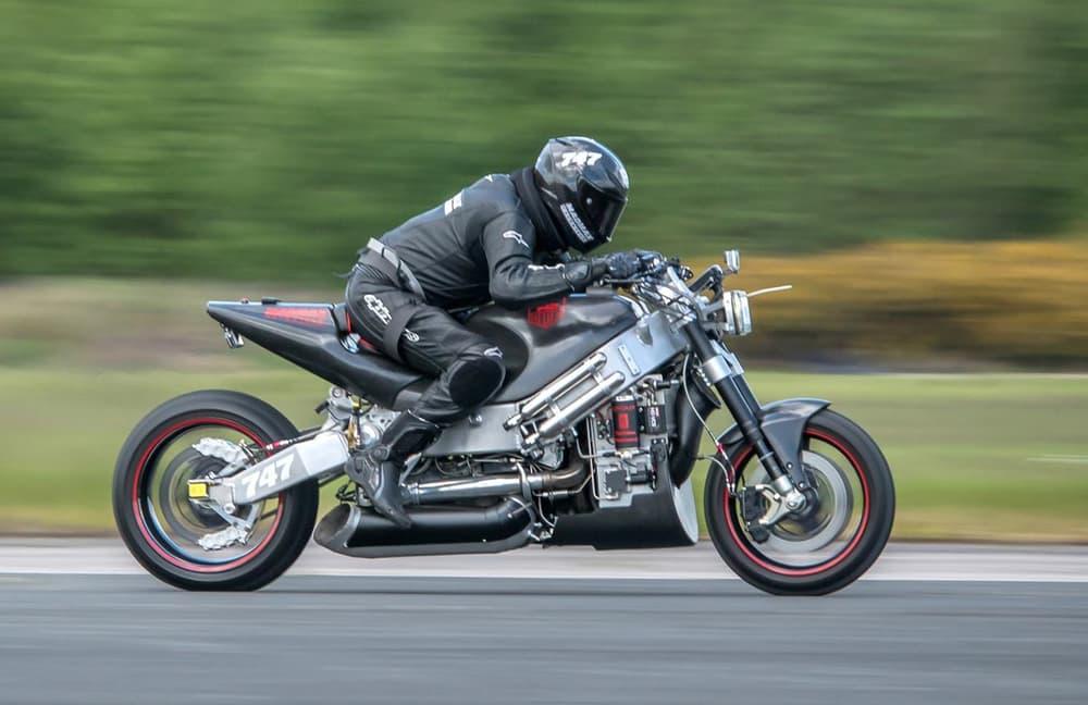 MADMAX Turbine Motorcycle 3