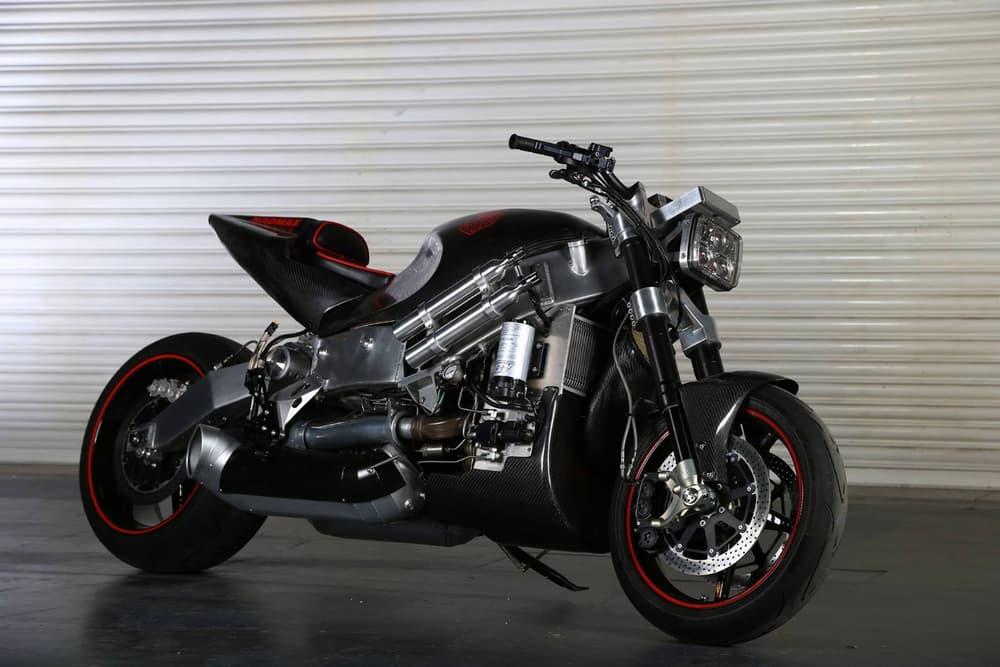 MADMAX Turbine Motorcycle 2