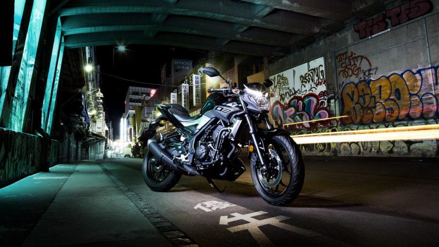 Yamaha FZ-03 USA 5