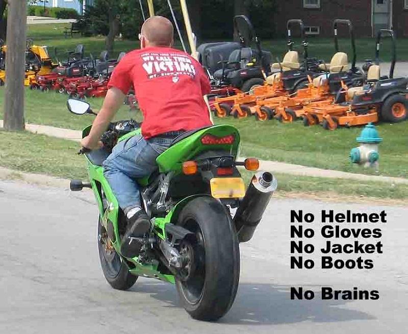no-helmet