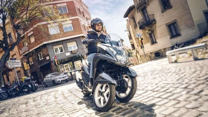 Yamaha Tricity USA 6