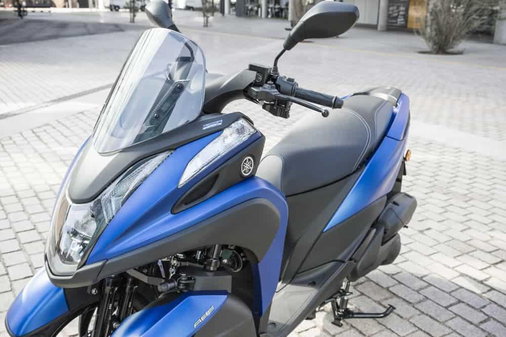 Yamaha Tricity USA 3