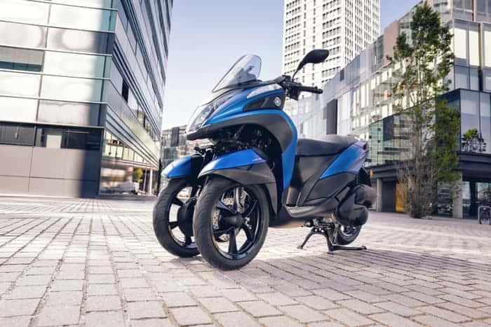 Yamaha Tricity USA 1