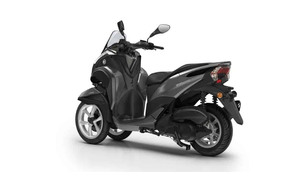 Yamaha Tricity USA 4