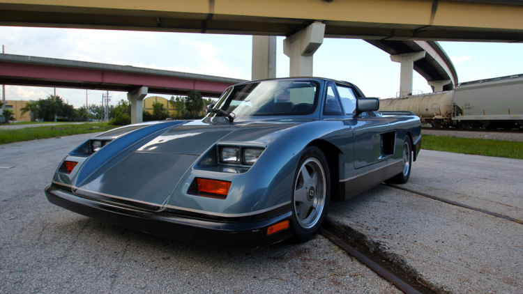 Rare Supercars - molser-consulier-targa