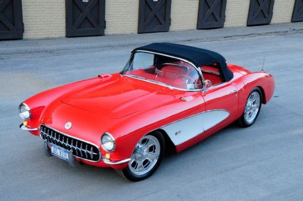 1957 Corvette 1