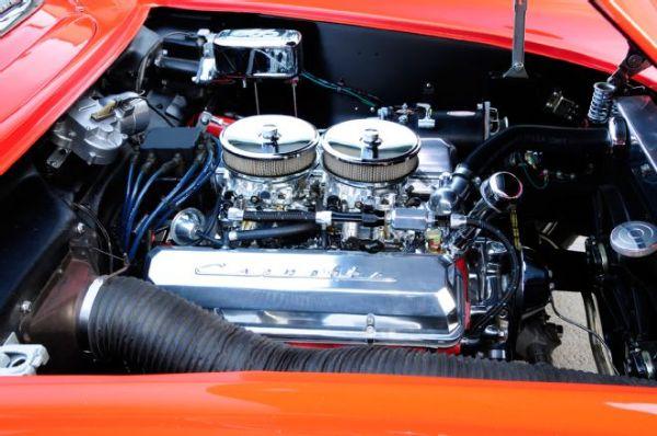 1957 Corvette 11