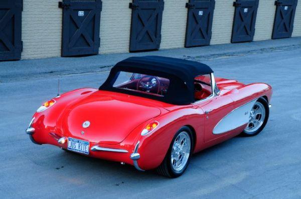 1957 Corvette 5