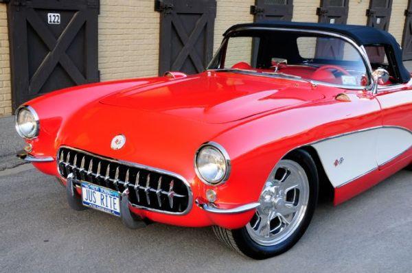 1957 Corvette 6