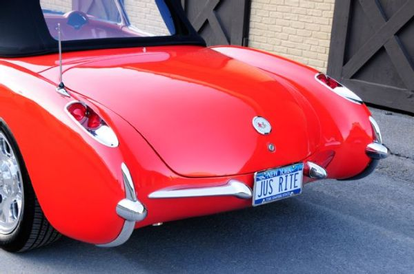 1957 Corvette 7