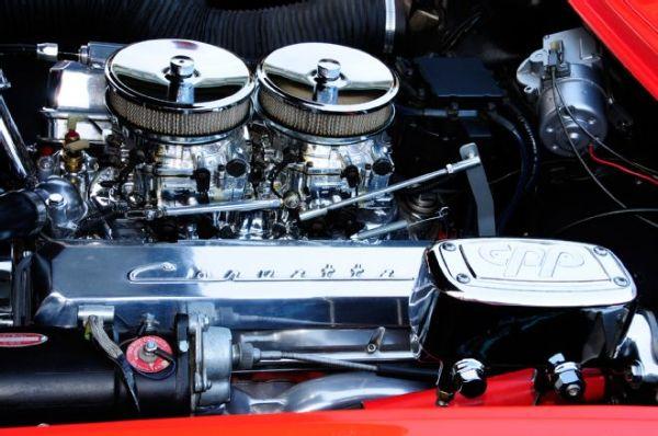 1957 Corvette 9