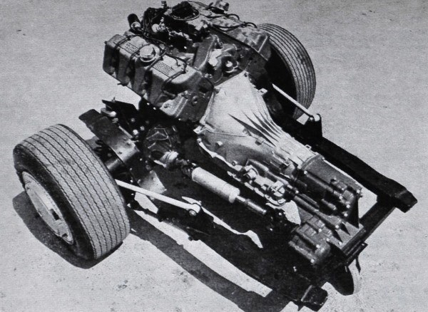 Mid-Engine Mustang 2