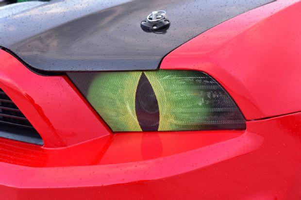 Mustang Snake Eyes 6