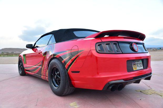 Mustang Snake Eyes 4