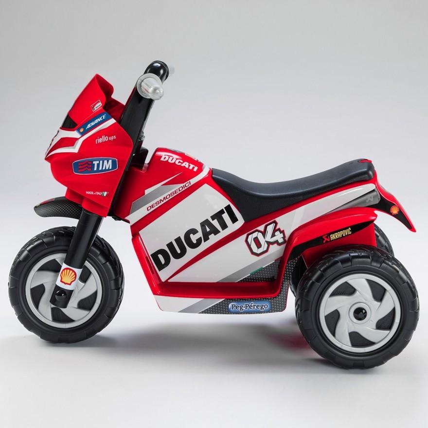 Ducati Toy Bike 1