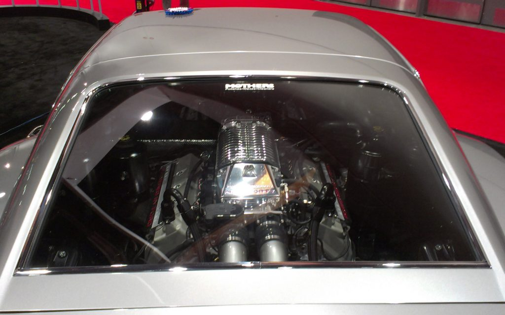 Mid-Engine Mustang 6
