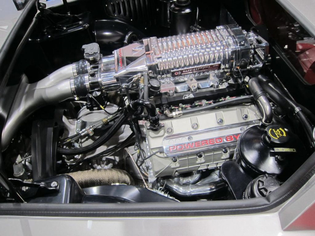 Mid-Engine Mustang 7