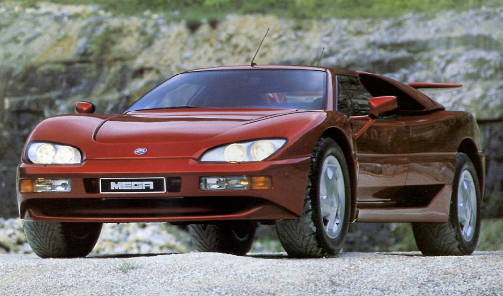 Rare Supercars - Mega-Track