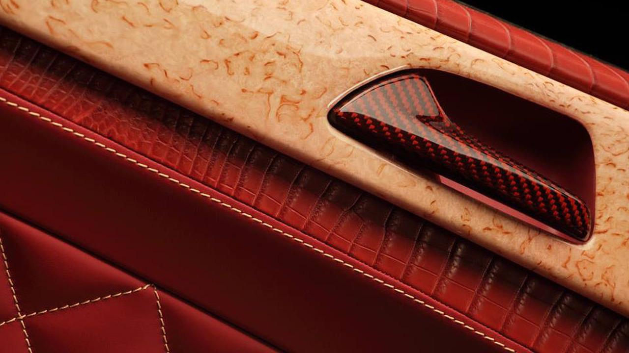 Mercedes GLE Coupe Interior 11