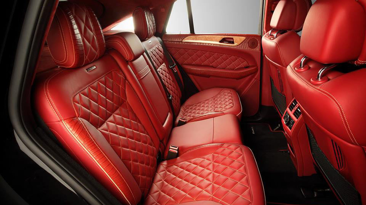 Mercedes GLE Coupe Interior 5