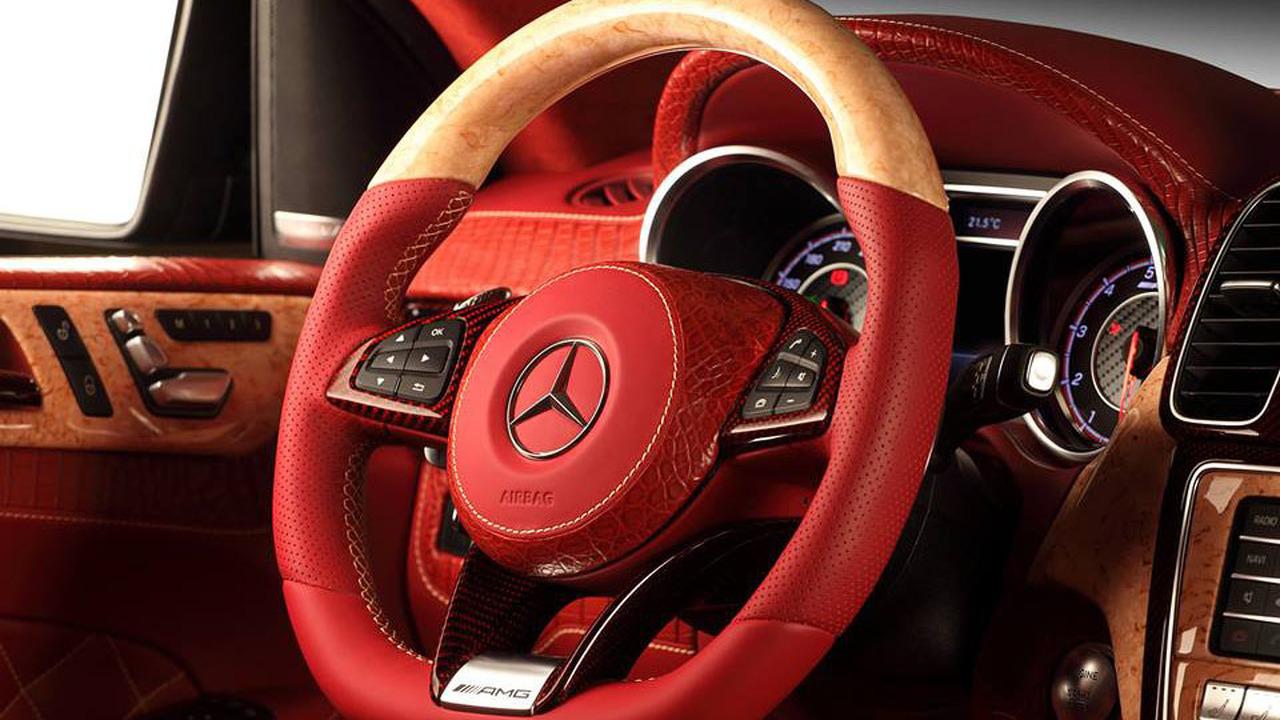 Mercedes GLE Coupe Interior 6