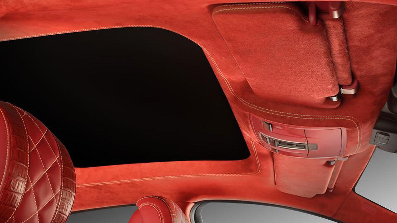 Mercedes GLE Coupe Interior 9