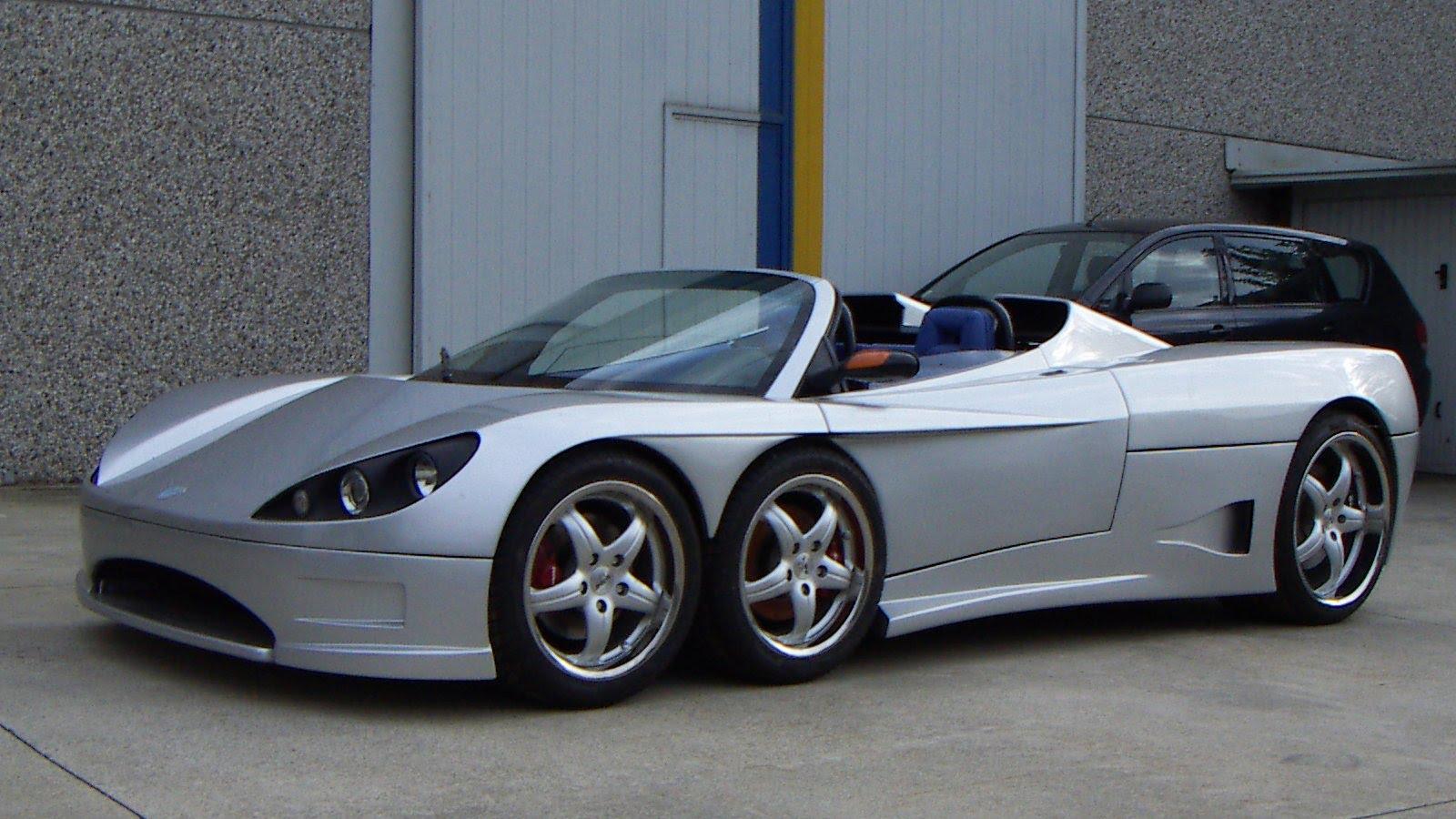 Rare Supercars - covini