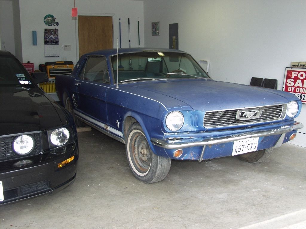 1966 mustang ebay project cars 4