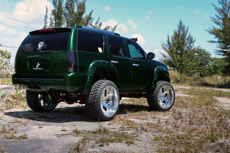 Chevrolet Tahoe - Forgiato Wheels 2