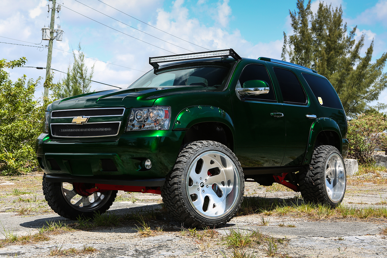 Chevrolet Tahoe - Forgiato Wheels 1