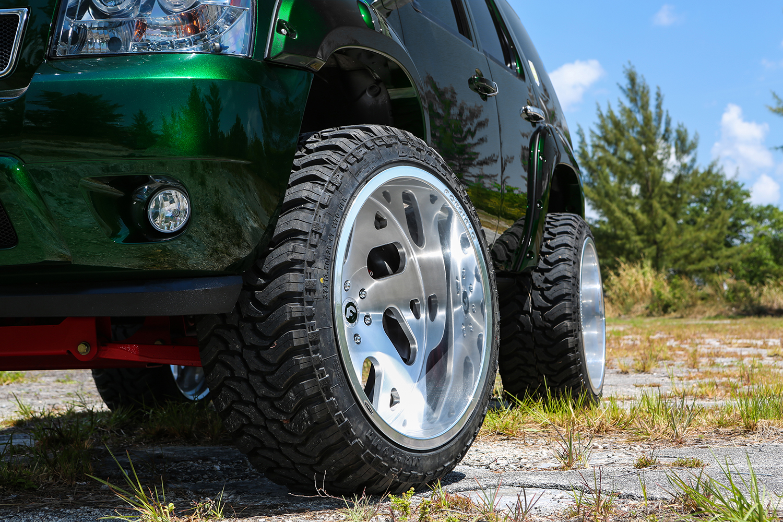 Chevrolet Tahoe - Forgiato Wheels 3