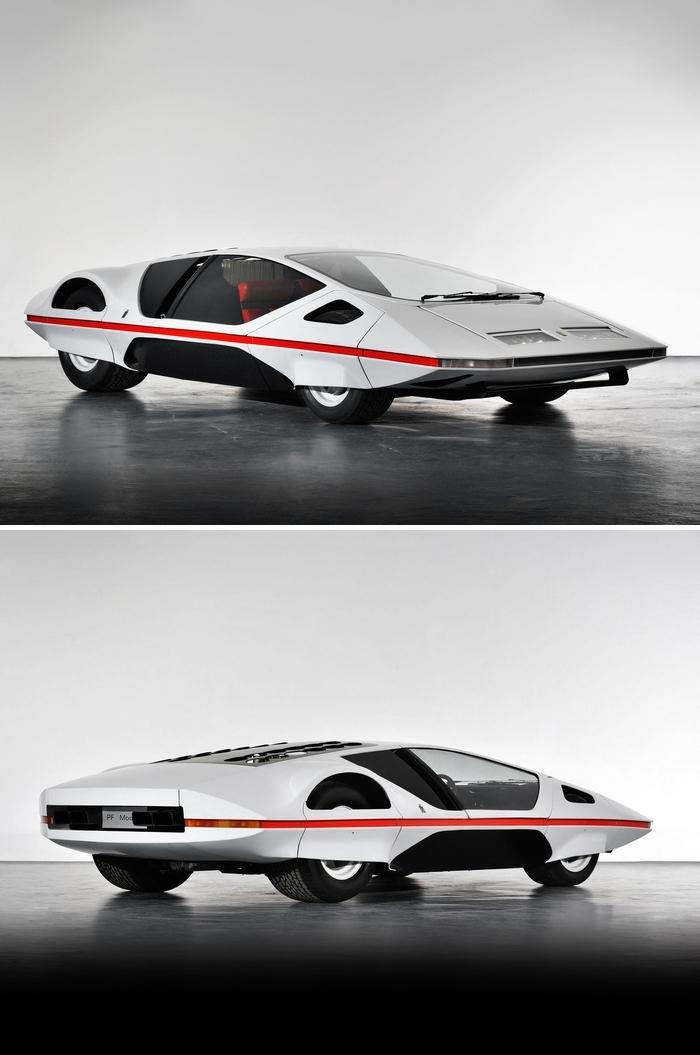 #1. Ferrari 512S Modulo – 1970