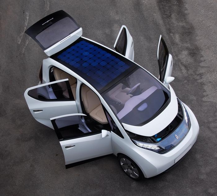 #11. Solar Cars