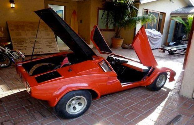#12. Lamborghini Countash Replica