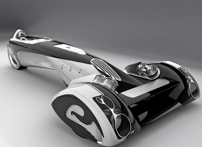 #12. Peugeot Egochine – 2012