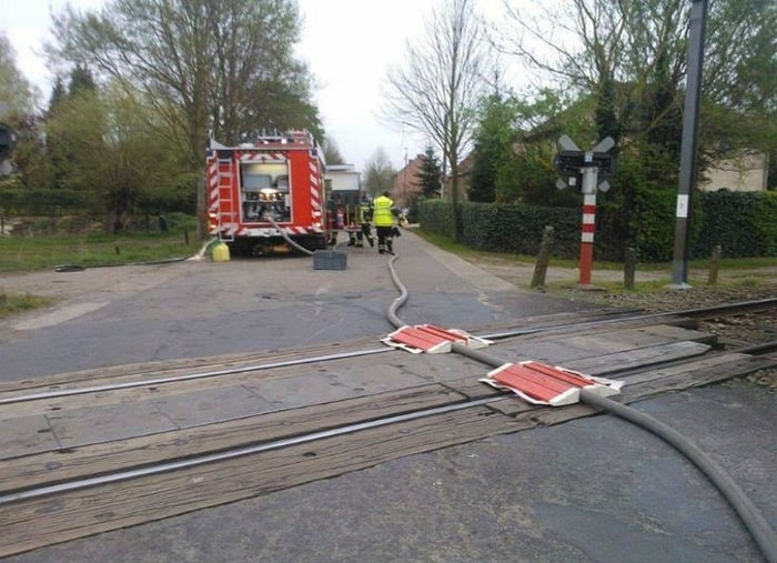 #12. Train Tracks and Firefighters