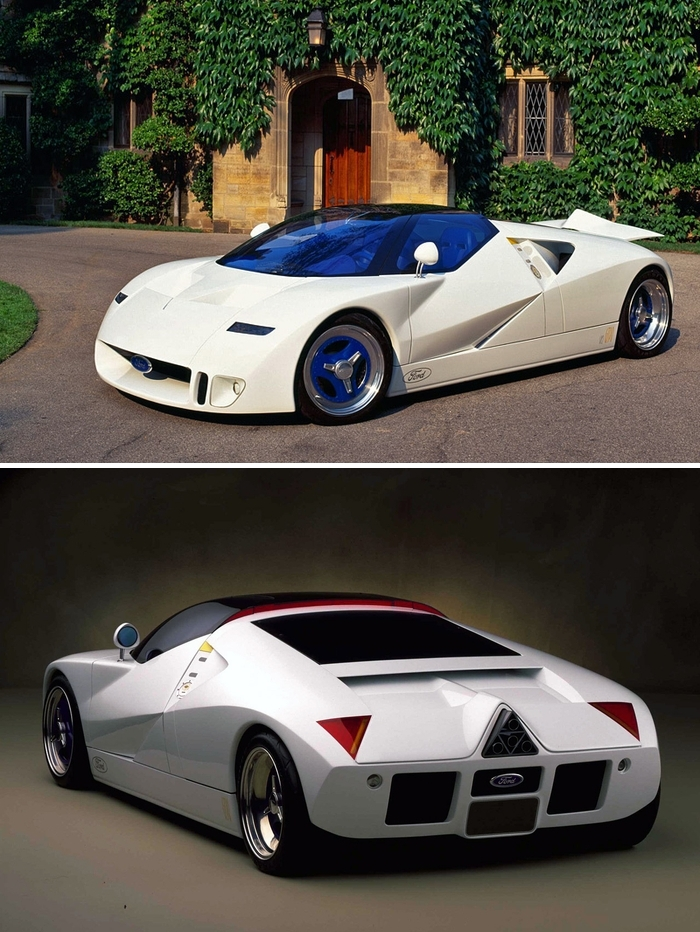 #13. Ford GT90 – 1995