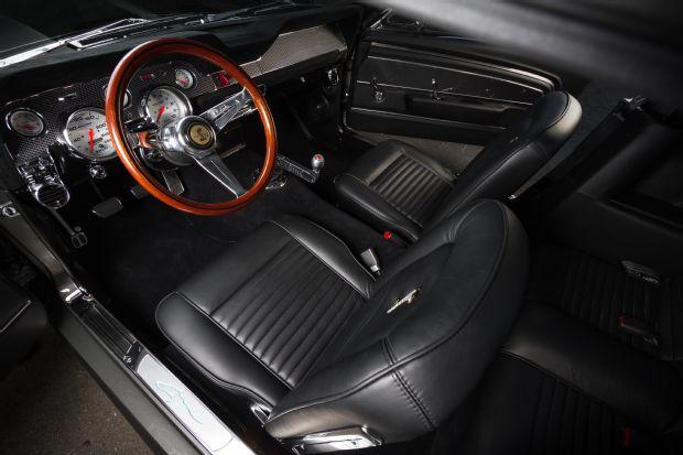 1967 Mustang Restomod 7