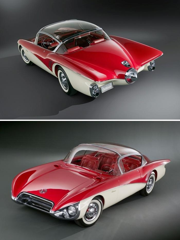 #16. Buick Centurion – 1956