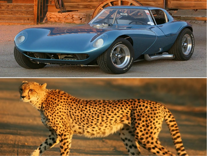 #17. Chevy Cheetah