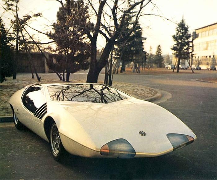 #17. Toyota EX-III – 1969