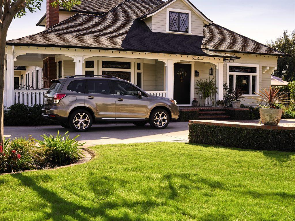Longest Lasting Vehicles - Subaru Forester