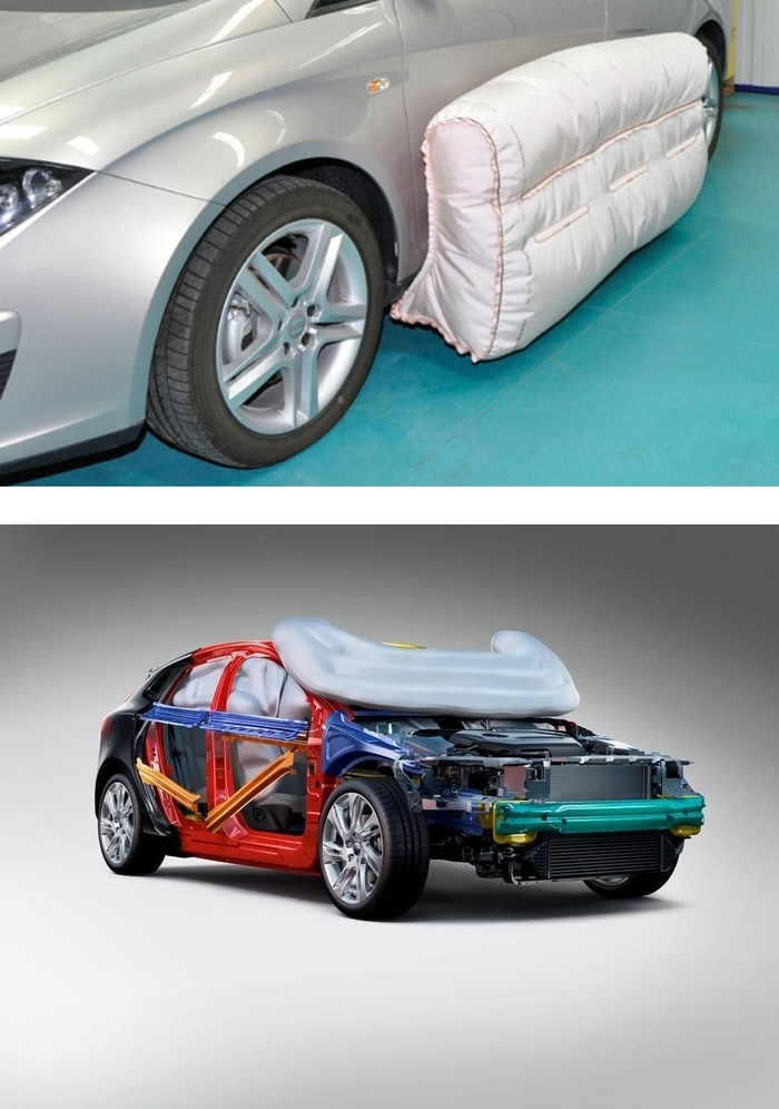 #18. Airbags for Passengers