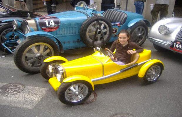 #18. Bugatti T35 Replica