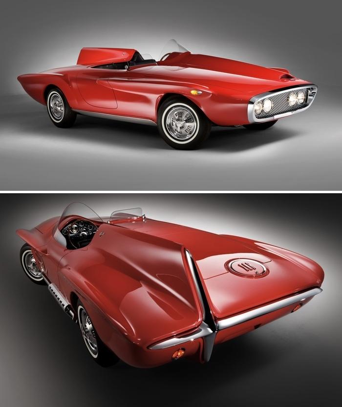 #18. Plymouth XNR – 1960