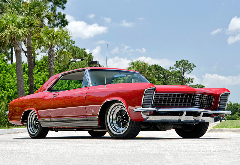 Cars With Pop Up Lights - Buick Riviera