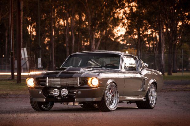 1967 Mustang Restomod 1