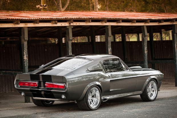 1967 Mustang Restomod 3